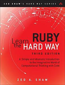 Learn Ruby the Hard Way Book