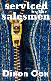 Serviced By The Salesmen: (Gay first time threesome erotica)