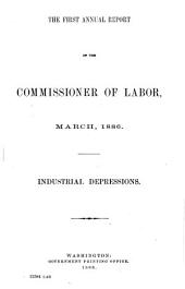 Annual Report of the Commissioner of Labor: Volume 1