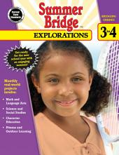 Summer Bridge Explorations, Grades 3 - 4