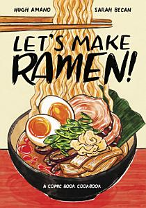 Let s Make Ramen  Book
