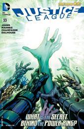 Justice League (2012-) #33