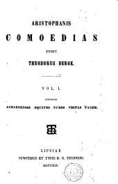 Aristophanis Comoedias
