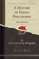 A History of Indian Philosophy  Vol  4 PDF