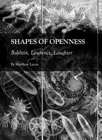 Shapes of Openness PDF