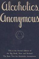 Alcoholics Anonymous  The Big Book PDF