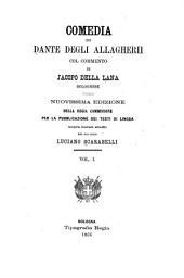 Comedia di Dante degli Allagherii: Volume 38