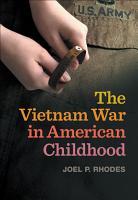 The Vietnam War in American Childhood PDF