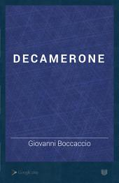 Decamerone: Volume 4