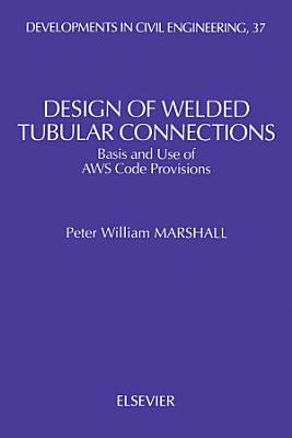 Design of Welded Tubular Connections PDF