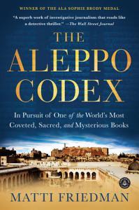 The Aleppo Codex Book