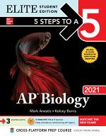 5 Steps to a 5: AP Biology 2021 Elite Student Edition
