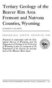 Geological Survey Bulletin: Issue 1164