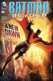 Batman Beyond (2015-) #7