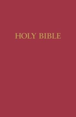 Large Print Pew Bible KJV