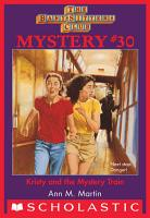 Baby Sitters Club Mysteries  30  Kristy And The Mystery Train PDF
