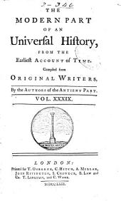 An Universal History, from the Earliest Account of Time: Volume 60