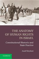 The Anatomy of Human Rights in Israel PDF