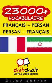 23000+ Français - Persan Persan - Français Vocabulaire