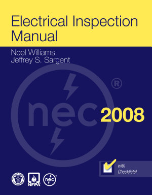 Electrical Inspection Manual  2008 Edition PDF