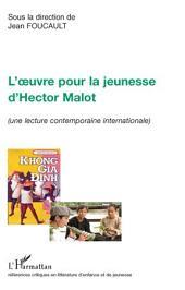 L'oeuvre pour la jeunesse d'Hector Malot: (Une lecture contemporaine internationale)