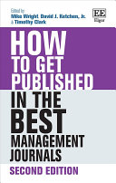 How to Get Published in the Best Management Journals PDF