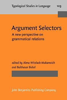 Argument Selectors PDF