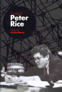 Traces of Peter Rice PDF