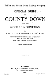Official Guide to County Down and the Mourne Mountains