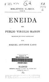 Eneida: Volumen 2