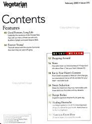 Vegetarian Times Book PDF