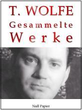 Thomas Wolfe   Gesammelte Werke PDF