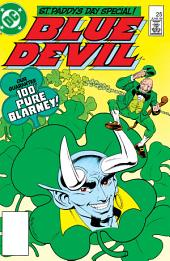 Blue Devil (1984-) #25