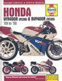 Honda VFR400  NC30  and RVF400  NC35  V Fours Service and Repair Manual