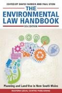 The Environmental Law Handbook