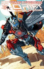 Transformers: Drift: Empire of Stone #1