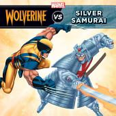 Wolverine vs. the Silver Samurai