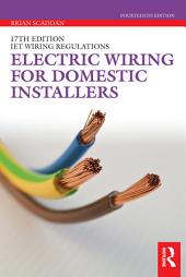 Electric Wiring for Domestic Installers: Edition 14