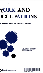Work and Occupations PDF