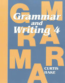 Grammar   Writing Grade 4 PDF