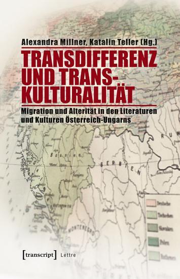 Transdifferenz und Transkulturalit  t PDF