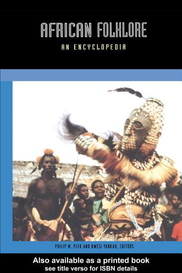 African Folklore PDF