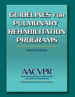 Guidelines for Pulmonary Rehabilitation Programs