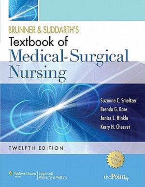 Brunner   Suddarth s Textbook of Medical surgical Nursing PDF