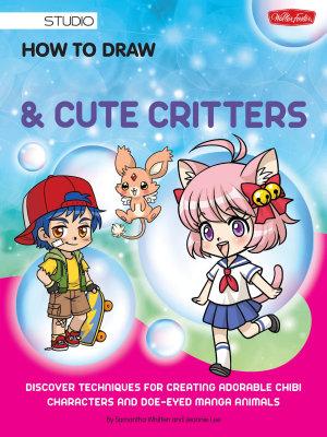 How to Draw Manga Chibis   Cute Critters
