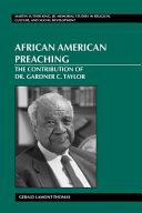 African American Preaching PDF