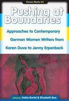 Pushing at Boundaries PDF