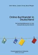 Online Buchhandel in Deutschland PDF