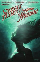 Sherlock Holmes vs. Harry Houdini #3