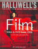 Halliwell s Film  Video   DVD Guide 2006 PDF